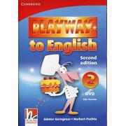 Playway to English Level 2 DVD PAL