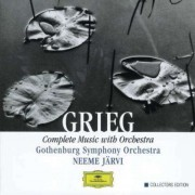 E. Grieg - Complete Music With Orch. (0028947130024) (6 CD)