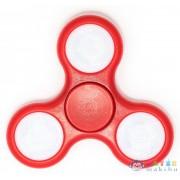 Fidget Spinner Ledekkel, Piros