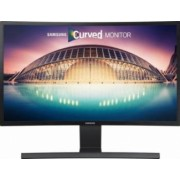 Monitor LED 24 Samsung LS24E500CS Full HD 4ms Black