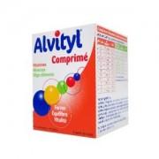 Alvityl - 12 vitamines - Minéraux - Oligo éléments - 40 comprimés - Urgo
