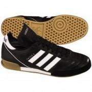 adidas Hallenfußballschuh KAISER 5 GOAL - schwarz/weiß|48
