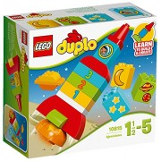 LEGO Duplo 10815 LEGO DUPLO My First - 10815 Il mio primo shuttle Multicolore