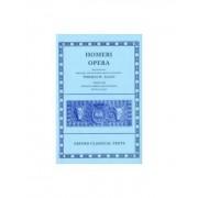 Homer Vol. III. Odyssey (Books I-XII) by D. B. Monro