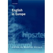 English in Europe by Manfred G