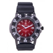 Smith & Wesson Tritium Sports Watch Red SWW-450