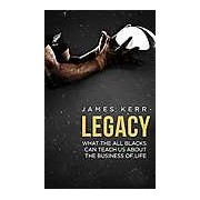 Legacy - 15 Lessons in Leadership
