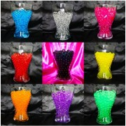 11 Large 5 Gram Packs. One Of Each Color Jelly Bead Z Water Beads Gel Soil