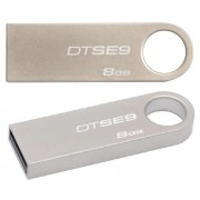 Stick de memorie Kingston DataTraveler DTSE9H 8GB metalic USB 2.0