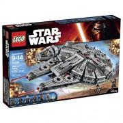 LEGO Star Wars Millennium Falcon 75105 Building Kit by LEGO