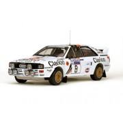 Sunstar 4242 - Modellino Auto Audi Quattro A2 #8 P/ Eklund RAC Rally 1985 Scala 1:18