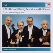 The Complete String Quartets - The Budapes String Quartet plays Beethoven (8CD)