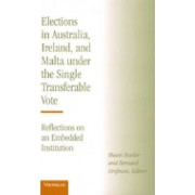 Elections in Australia, Ireland and Malta Under the Single Transferable Vote by Shaun Bowler