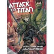 Attack On Titan: Before The Fall Ya Novel by Ryo Suzukaze