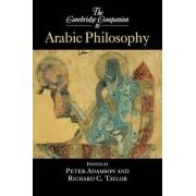 The Cambridge Companion to Arabic Philosophy by Peter Adamson