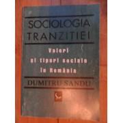Valori Si Tipuri Sociale In Romania - Dumitru Sandu