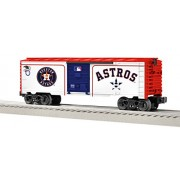 Lionel Trains American League Houston Astros Train Car