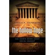 The Hollow Hope by Gerald N. Rosenberg