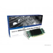 Matrox Millennium P690 Plus LP PCIe x16 - Carte graphique - MGA P690 - 256 Mo DDR2 - PCIe x16 faible encombrement