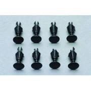 Set 8 tampoane scara H0 - Piko 56081