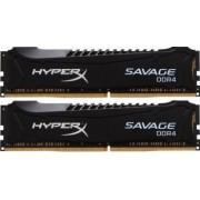 Memorie Kingston HyperX Savage Black 2x8GB DDR4 2133MHz CL13 Dual Channel