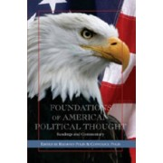 Foundations of American Political Thought by Raymond Polin