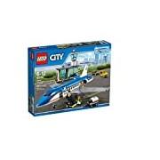 LEGO 60104 City Airport Passenger Terminal Construction Set - Multi-Coloured