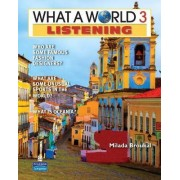 What a World Listening 3 by Milada Broukal