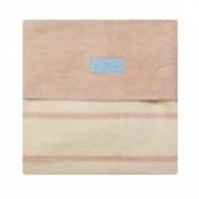 Paturica bebelusi Bumbac Linii 75x100