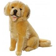 Bicolini Knuffelhond Golden Retriever Zittend 37 Cm