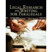 Legal Research and Writing for Paralegals by Pamela Tepper