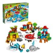Lego® Duplo® Wildlife – Jorden runt 10805