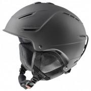 Uvex - P1us Pro - Skihelm Gr 52-55 cm schwarz/grau