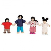 Plan Toy Doll House Asian Family