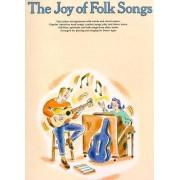 Yorktown Music Press The Joy Of Folk Songs. Partitions pour Piano, Chant et Guitare(Symboles d'Accords)