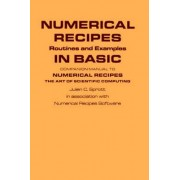Numerical Recipes Routines and Examples in BASIC (First Edition) by Julien C. Sprott