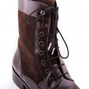 Bondi Laces Boot Laces Midnight Black / Silver Tips BOOTBA1S