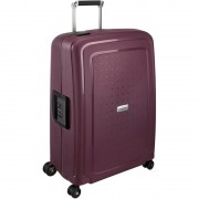 Samsonite S'Cure DLX Spinner 69 cm Metallic FIG