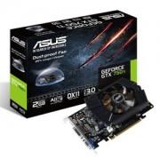 Placa video Asus GeForce GTX 750 TI, PCI Express 3.0, 1020 (1085)/5400 MHz, 2GB GDDR5, 128-bit, VGA, HDMI, 2x DVI, GTX750TI-PH-2GD5
