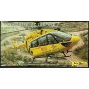 Heller 1:72 Eurocopter EC 145 ADAC - Plastic Model Kit #80377