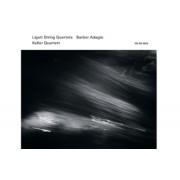 Muzica CD - ECM Records - Keller Quartett - Ligeti String Quartets/Barber Adagio