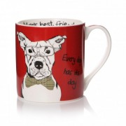 Casey Rogers Every Dog Has Its Day Mug