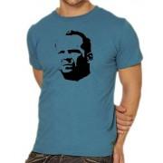Touchlines Camiseta, tamaño XL, color acero azul