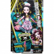 Monster High Shriek Wrecked Draculaura DTV90