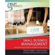 Small Business Management by Richard M. Hodgetts