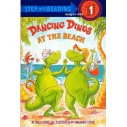 Dancing Dinos at the Beach by Sally Lucas