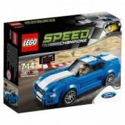 Конструктор ЛЕГО спийд шампиони - FORD MUSTANG GT, LEGO Speed Champions, 75871