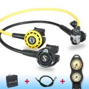 Scubapro MK 11 S360 de luxe Sparset - geprüft und montiert