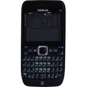 Balaji s p Body for Nokia E63 Full Body Panel Faceplate Houing (Black)