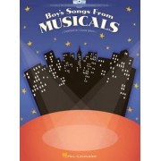 Boy's Songs from Musicals by Hal Leonard Corp